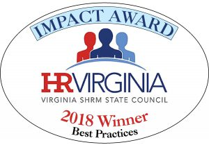 Best Practices Impact Award 2019 Winner