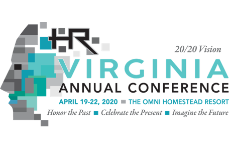 HR Virginia 2020 Annual Conference Logo