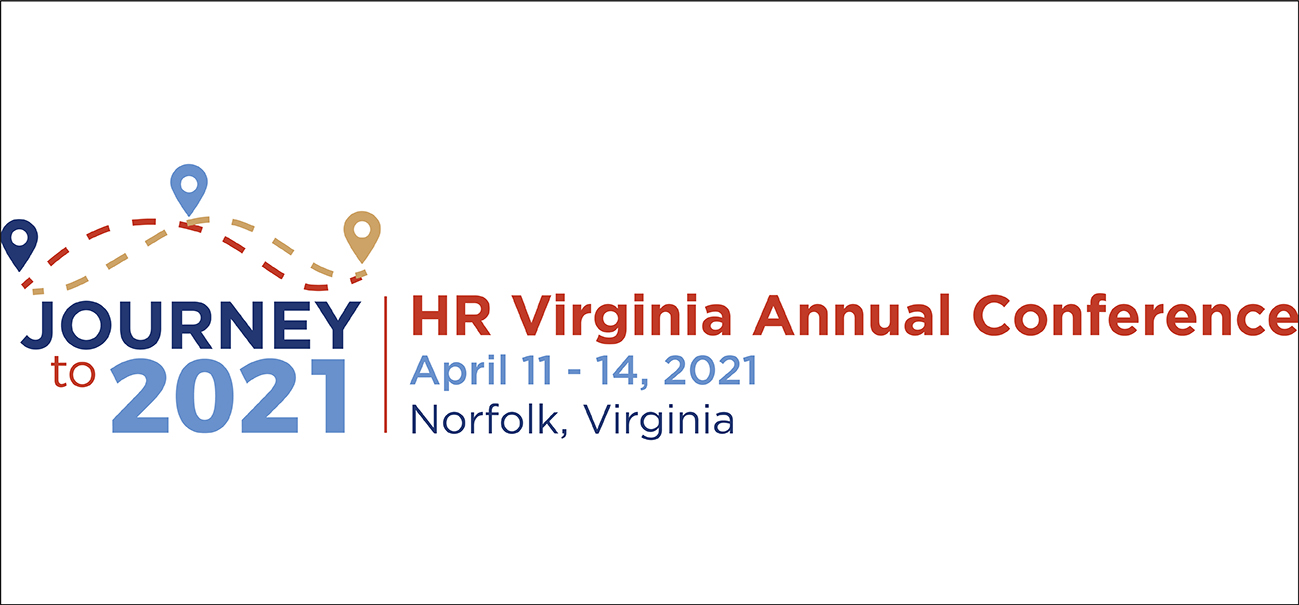 2021 HR Virginia Annual Conference Logo