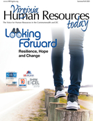 Virginia Human Resources Today Summer/Fall 2020 Issue
