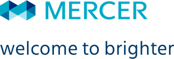 mercer logo with brighter tagline