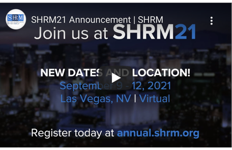 SHRM Video Cover